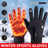 Q908-1 Winter Warm Waterproof Windproof Anti-Slip Touch Screen Outdoor Sports Motorcycle Riding Climbing Gloves