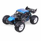 ZD Racing 16427 1/16 2.4G 4WD Elektrische borstelloze vrachtwagen RTR RC auto