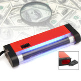 4W Portable Handheld Light UV Lamp for Skin Diagnosis Torch Light Flashlight
