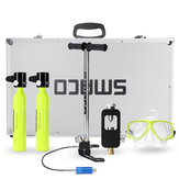 Scuba Diving Reserve Air Tank Hand Pump Oxygen Tank Pump