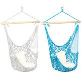 Hamak Sandalye Salıncak Asılı Rope Koltuk Net Sandalye Ağacı Outdoor Veranda Kapalı 200 kg