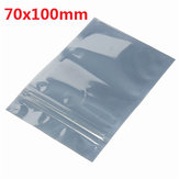 70x100mm ESD Anti-Static Shielding Zip Lock Packing Storage Bags