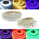 5M 5050 SMD 120LED/M Not-waterproof RGB Pure White Warm White LED Flexible Strip Light DC12V