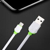 Bakeey 2A TPE Type C Micro USB 1M Быстрая зарядка Усиленный кабель для передачи данных для 10 HUAWEI OPPO Oneplus Note10 + 5G +