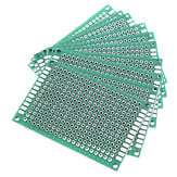 Geekcreit® 10pcs 40x60mm FR-4 2.54mm Double Side Prototype PCB Printed Circuit Board