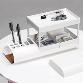 MultifunktionaleDesktop-AufbewahrungsboxCreativeCollectionAufbewahrungskörbefür Office Schule Verbrauchsmaterial