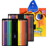 Marco 1650 Color Pencil Send Set Pencil Planer Drawing For Student Painting 24 Color Lead Set Stationery Art Supplies