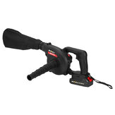220V Electric Cordless Blower Air Leaf Dust Blower Power Tools 88000H/78000H/68000H/58000H Li-Ion Battery