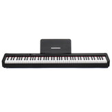 BORA BX5 88 Keys Smart Portable Digital Electronic Piano Heavy Hammer Action Keyboard With HIFI Independent Sound MIDI/USB Connected