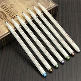 Fluorescente marcatore colore metallico feltro punta carta di penne a inchiostro facendo mestiere dell'album