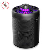 Loskii LM-707 USB-driven Smart LED UV-myggdämpare Trap Lamp Flies Killer Mosquito Repellent Catcher