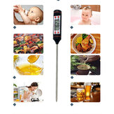 Digital Display Electronic Thermometer Probe Barbecue Written Test BBQ