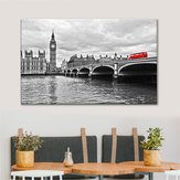 City Modern Tela London Scenery Stampa Dipinti Wall Art Picture Decor Senza cornice