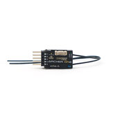FrSky ARCHER GR6 OTA 2.4GHz 6 / 24CH ACCESS S.Port / F.Port PWM SBUS Output Full Range Telemetry Receptor para RC Drone