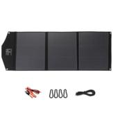 iMars SP-B150 150W 19V Panel słoneczny składany przenośny Superior monokrystaliczny ogniwo słoneczne ładowarka do samochodu Camping telefon