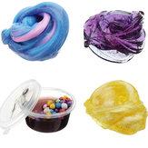 60ML multicolore misto cotone fango melma melma giocattolo regalo fai da te mitigatore di stress