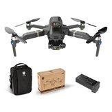 KAIONE Pro / Max 5G Wifi 1KM FPV 3-tengelyes Gimbal 8K kamerával az akadályok elkerülése érdekében GPS EIS kefe nélküli RC drón Quadcopter RTF