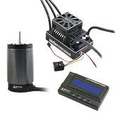 ZTW 3 pièces 1/5 bête Pro 300A ESC étanche complète + moteur BP70120 620KV 4 pôles + carte LCD Program
