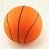 Brinquedo de descompressão de futebol de basquete de simulação mole Soft Brinquedo de decoração de presente de coleção de ascensão lenta