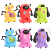 Induction Following Car Robot Children's Educational Drawing Line Inductive Truck Toys Gifts