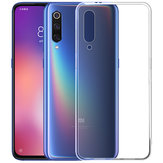 Bakeey Transparent Ultra-thin Soft TPU Protective Case For Xiaomi Mi9 SE