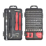 110 In 1 Destornillador Set Mini Multi Precision Destornillador Kit Hand Home herramientas Computer PC Mobile Phone Device Repair