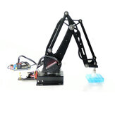 Pump All-metal RC Robot Arm 270° Rotation Educational Kit With Digital Servo