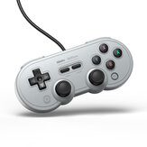 8BitDo SN30 Pro USB Wired Gamepad for Nintendo Switch Windows PC Raspberry Pi Steam Game Controller for Switch Game Console