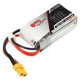 GAONENG GNB 7.4V 600mAh 2S 50C Lipo Battery XT30 Plug for RC Drone FPV Racing