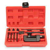 Demolition Chain Breaker Splitter Link Riveter Universal Set Riveting Tool