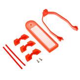 3D-printen Scooter Achterspatbord Ondersteuning Beugel Starter Kit Voor M365