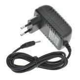 Prática universal 2.5 milímetros 9v 2a adaptador de energia da UE carregador AC para tablet