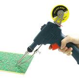 60 واط لحام الحديد الكهربائية تعديل درجة الحرارة المحمولة أداة إصلاح لحام