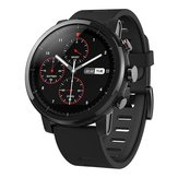Smart Watch originale AMAZFIT Stratos Sports 2 GPS 1.34 pollici 2.5D schermo 5ATM polsino versione internazionale