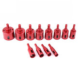 12mm to 100mm Diamond Hole Saw Cutter Drill Core Bits for Tile Ceramic Porcelain Marble Glass