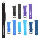 Silicone Orologio Banda Cinturino di ricambio per Samsung Gear Fit 2
