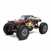 HSP RGT 18000 1/10 2.4G 4WD 470mm Rc Samochód Rock Hammer Crawler Off-road Truck RTR Toy