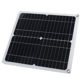 160W Foldable Solar Panel Monocrystalline USB 18V/5V DC Type-C For Car Boat Camping RV with 10A Controller