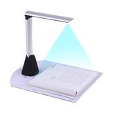 A4 Scanner ad alta velocità fotografica 5 megapixel HD ad alta definizione con luce a led per l'ufficio scolastico