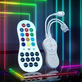 BlitzWolf® BW-LC2 Волшебный Контроллер полосы света с Дистанционное Управление Совместимость с 4-контактным разъемом Волшебный Управление прило
