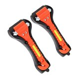 2Pcs Emergency Safety Hammer Escape Hammer Emergency Tool