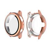 ENKAY-Beschichtung PC-Uhrengehäuseabdeckung + 9H-Displayschutzfolie aus gehärtetem Glas für Samsung Galaxy Watch Active 2 40 mm