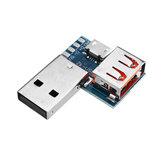 Адаптер USB Micro USB для USB Женский Коннектор Мужской к женскому разъему 4P 2.54 мм