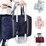 IPRee®PortableTravelStorageBolsaBolsa de bolsa de bagagem de poliéster à prova de água e dobrável