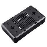 Schwarz ABS Box Case für Mega2560 R3 Entwicklungsboard Electronic Project Box Geekcreit für Arduino - Produkte, die mit offiziellen Arduino-Boards funktionieren