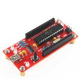 Hiland UNO DIY किट Arduino Uno मदरबोर्ड के साथ संगत अपनी खुद की Uno बोर्ड का निर्माण