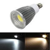 E14 7W Wit / Warmwit LED COB Spot Down Light Bulb Spot Lightt AC 85-265V