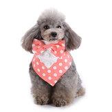 Formal Mascotas Bowtie Perro Gato Mascotas Pajaritas ajustables y cuello