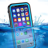 IP68 imperméable / Dirtproof / Snowproof / antichoc étui de protection pour iPhone X