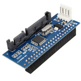 40-Pin IDE Female To SATA 7+15Pin 22-Pin Male Adapter PATA TO SATA Card ATA10033